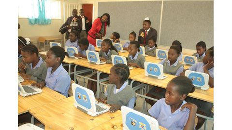 ICT school integration slow but steady