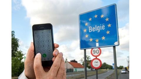 EU roaming charges dropped