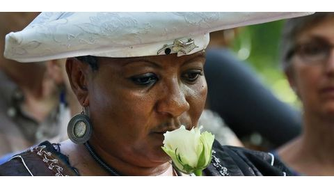Nudo gets country's first female president