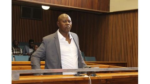 Killer apologises to victim's mom