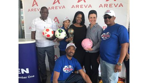 Sport excitement builds at Usakos