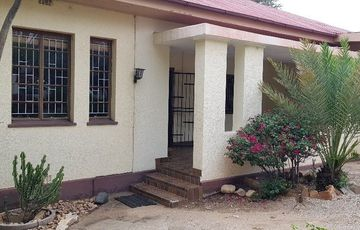 Free standing, re-zoned, house for sale in Windhoek CBD
