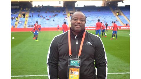 NFA officials attend CAF courses