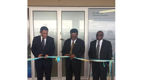 GIPF opens Katutura office