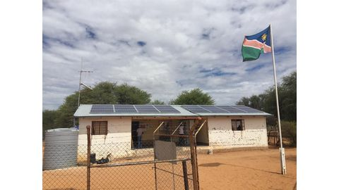 Solar systems for rural clinics