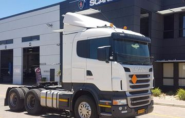 Used Scania R410 2012