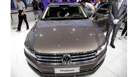 VW to try to block emissions audit in court