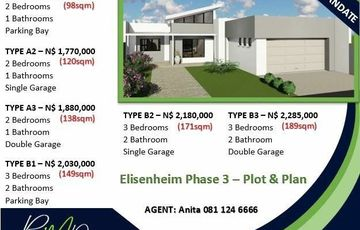 Elisenheim Phase 3 - Plot and Plan