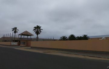 Double Volume Warehouses measuring 6264sm and offices measuring 1625sm. Close to Dunes Mall