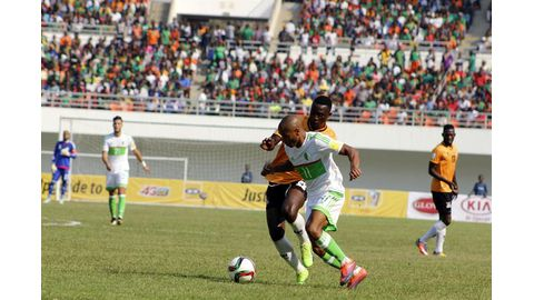 Zambia deliver hammer blow to Algeria World Cup hopes