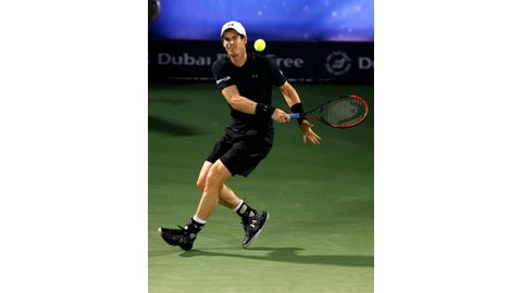 Murray against wildcards