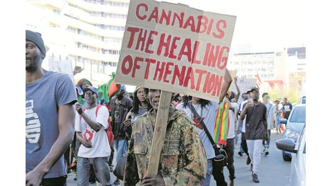 Namibia not ready to legalise cannabis