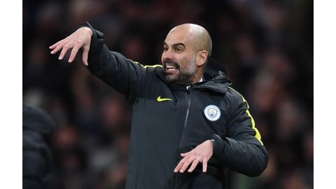 Guardiola gets first taste of FA Cup