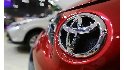 Toyota says it sold 10.35 million vehicles in 2017