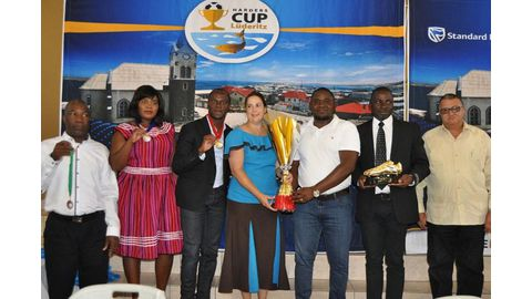 Lüderitz launches Harders Cup