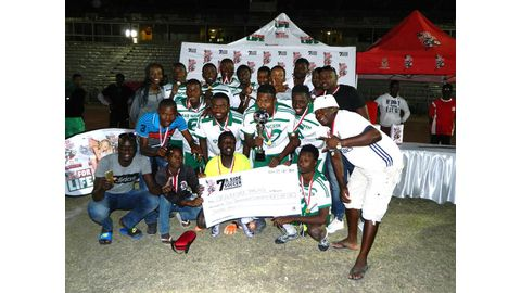 Mayweather Trading crowned northern Top Score 7-A-Side champions
