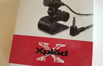 Sony xplod XA-MC10 external microphone for handsfree calling