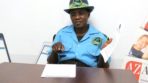 Oshana crime fighters dispirited