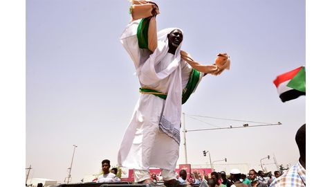 Sudan's Bashir brought down by people he ruled with iron fist