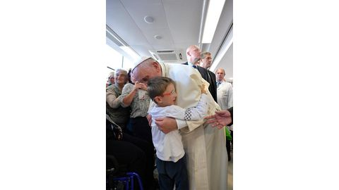 Catholic Church acts on kids of priests