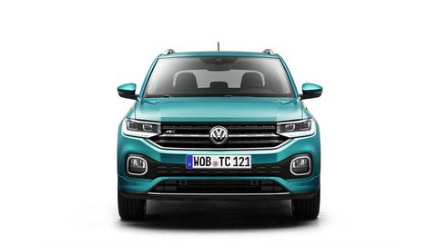 Volkswagen T-Cross here this year