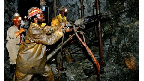 SA mining industry on its knees
