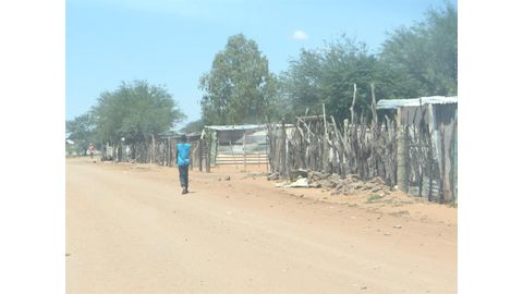 Gobabis leads way in upgrading informal settlement