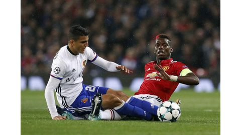 Man United part of 'second level'