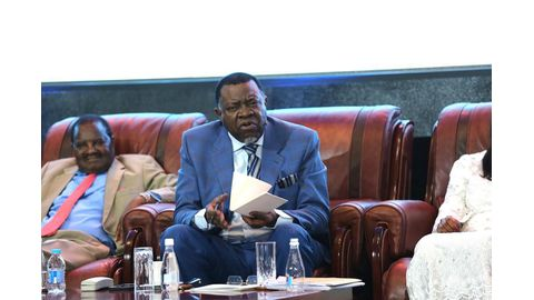 Geingob leaves for Ethiopia