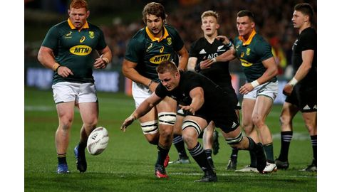 Rassie plans quick Bok recovery
