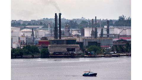 Cuba drills for own oil