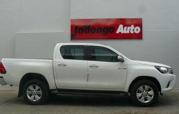TOYOTA Hilux 2.8 GD6 RB AT DOUBLE CAB