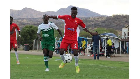 Young Africa stun UNAM at home