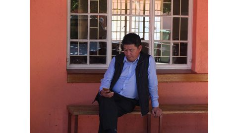 Language barrier cited in bribery case