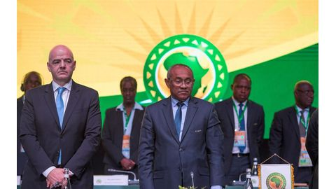 Mbidi pleased with CAF AGM