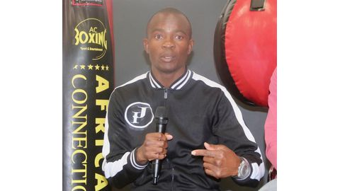 Indongo to stage boxing tournament