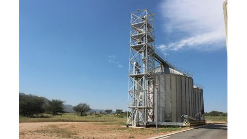 New ruminant feed mill