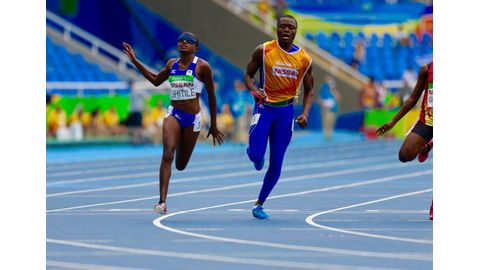 Ishitile wins gold for Namibia at AUSC