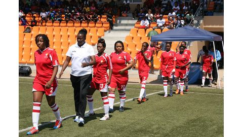 Women's league to commence next weekend