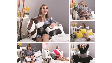 Dress your home with Jossy's fashionable cushions