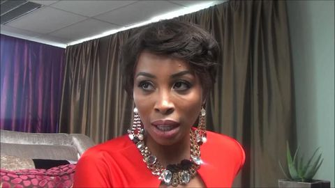 Khanyi not fazed by bad vibes over