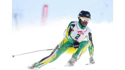 South Africa aims to become winter wonderland for skiers