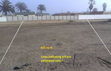 805 sq m Vacant Stand - Popular Meersig in Walvis Bay, Namibia