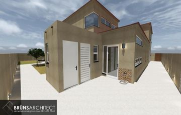 Rossmund, Swakopmund: Vacant Plot with Approved Plans is for Sale