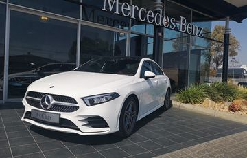 Brand New Mercedes-Benz A200 Sedan