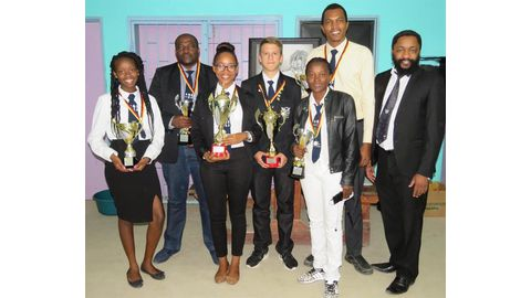 Chess laurels brought home