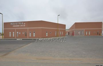 L​ight Industrial Area, Swakopmund: Unit in Industrial @ Schlosser Street is for Sale
