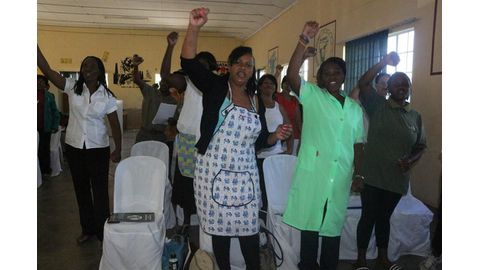 Domestic workers 'fear' joining unions