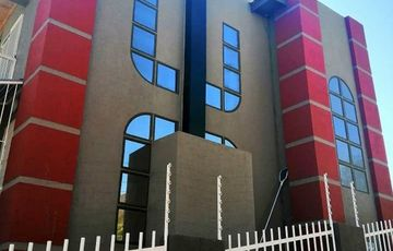DOUBLE STOREY FREESTANDING HOUSE FOR SALE WITH ONE BEDROOM FLAT