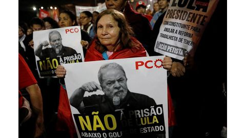 Ex-Brazil leader Lula gets nearly 10 years